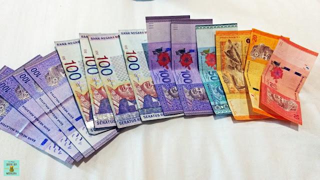 Moneda en Malasia