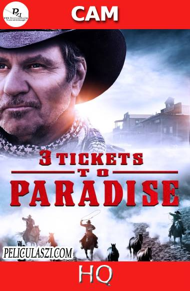 3 Tickets to Paradise (2021) HQ CAM Latino