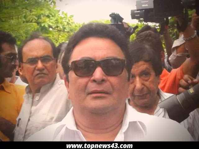 India Mourns Star Bollywood Actor Rishi Kapoor Is Dead