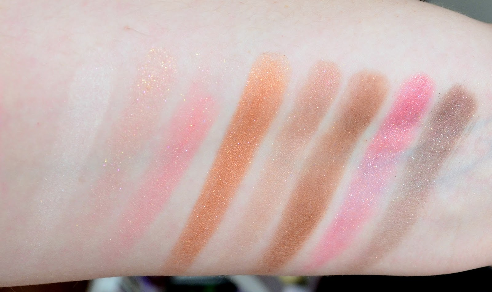 Review Swatches The Face Shop Kakao Friends Mono Pop Eyes 2 Matte Up Tint Lovely Apeach