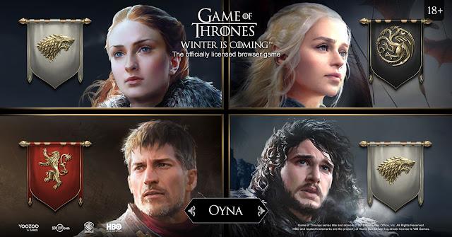 Game of Thrones Oyunu