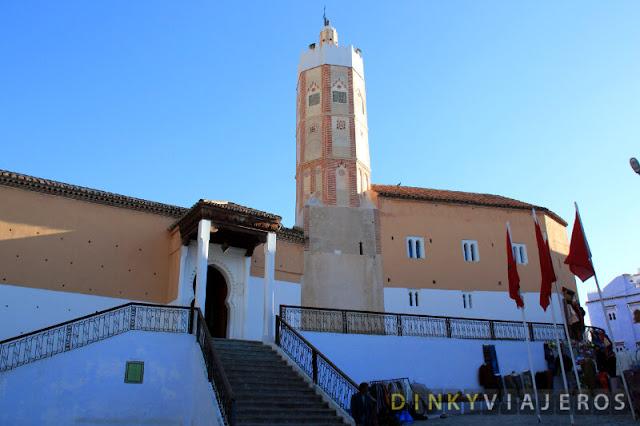 Gran Mezquita de Chaouen