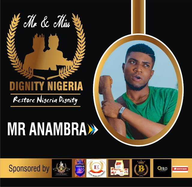 MR AND MISS DIGNITY'20 CONTESTANTS PROFILE