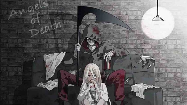 Satsuriku no Tenshi ( Angel of Death ) BD Batch Subtitle Indonesia