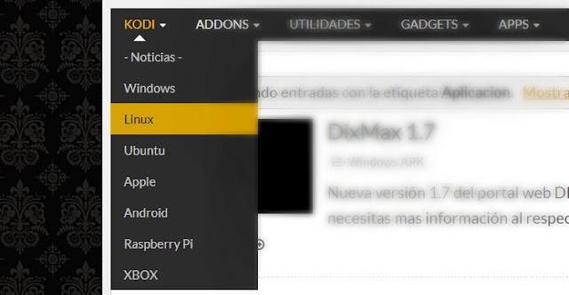 Descargar KODI Linux, Apple, Ubuntu, Android, Raspy, Xbox, Windows