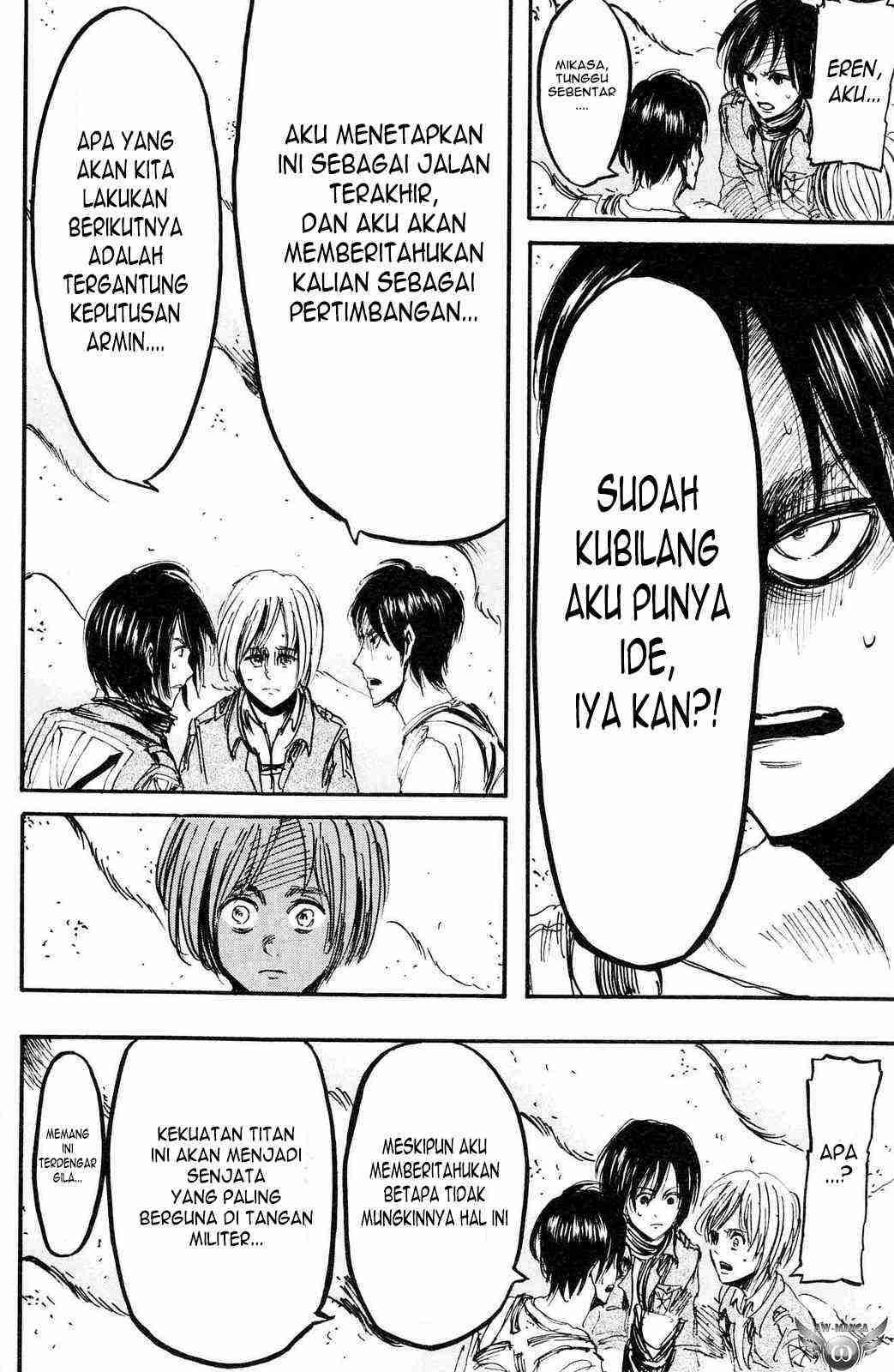 Komik shingeki no kyojin 011 12 Indonesia shingeki no kyojin 011 Terbaru 28 Baca Manga Komik Indonesia 