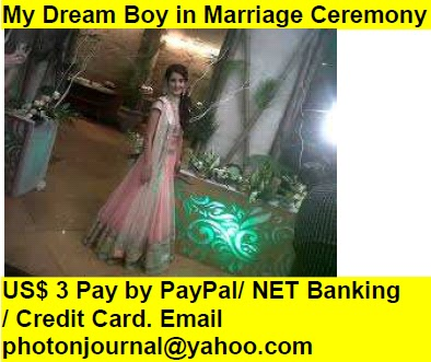 My Dream Boy in Marriage Ceremony