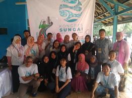 Volunteer Kongres Sungai Indonesia 4.0