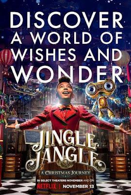 La Navidad mágica de los Jangle en Español Latino