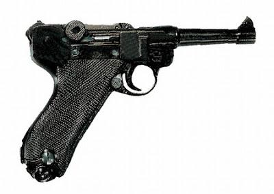 luger pistol 1960s?