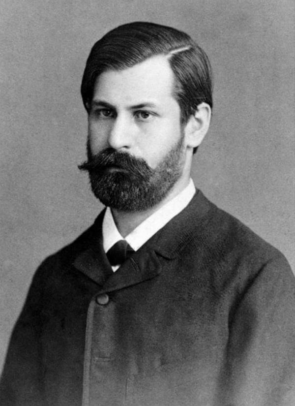Sigmund Freud 1885 29 ani