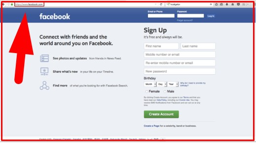 facebook welcome to facebook login sign up or learn more