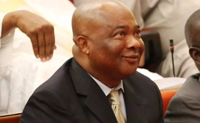 Imo: Details of Hope Uzodinma's swearing-in