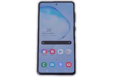 Spesifikasi & Harga Samsung Galaxy Note 10 Lite
