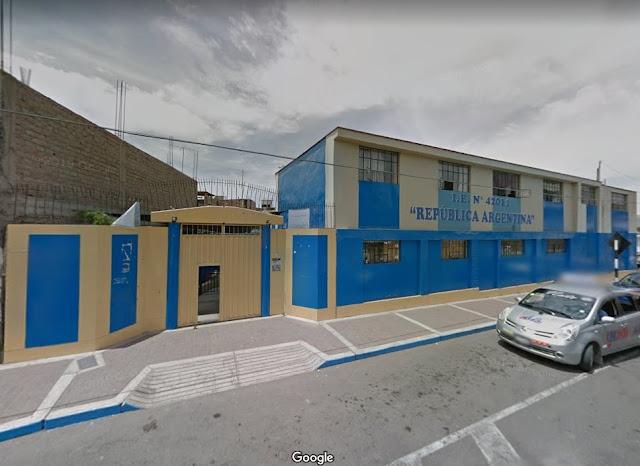 Escuela 42011 REPUBLICA ARGENTINA - TACNA