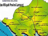 4+ Batas Wilayah Provinsi Lampung