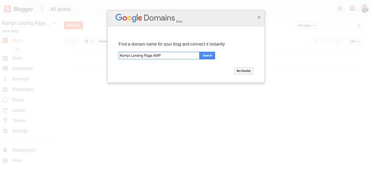 Akhirnya Google Domains Mendarat Juga Di Indonesia