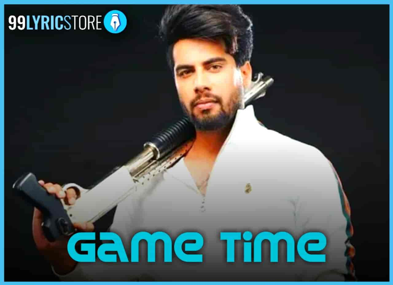 Game Time Song Images