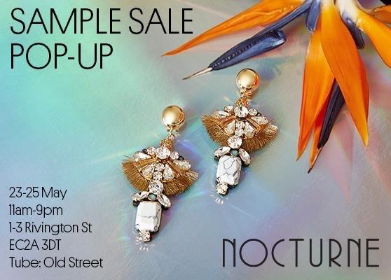 Nocturne Jewellery Sample Sale