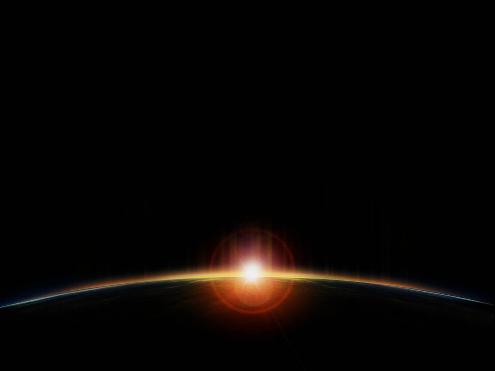 space station sunrise wallpaper - photo #14