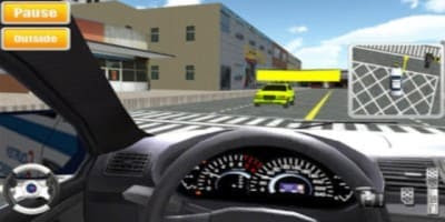 تحميل لعبة تعليم قيادة السيارات للاندرويد download driving school 3D free