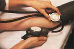 Medición de la tensión arterial