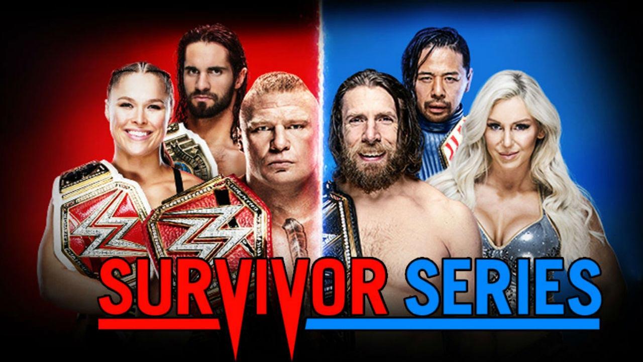 نتائج عرض السرفايفر سيريس Survivor Series 2018 - منصة تجربة