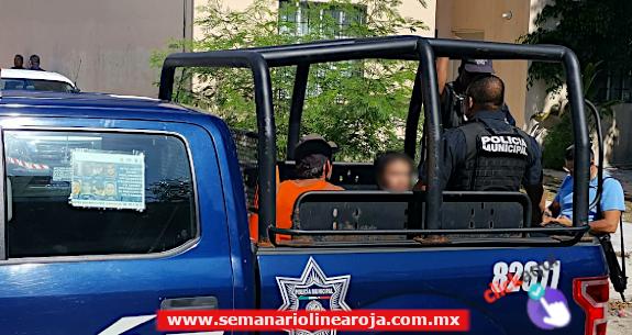 Detienen a 2 asaltantes por la Policía de Solildaridad