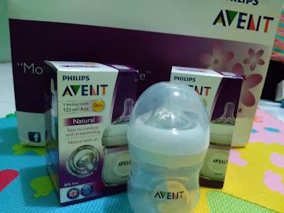 Bottle AVENT Philips