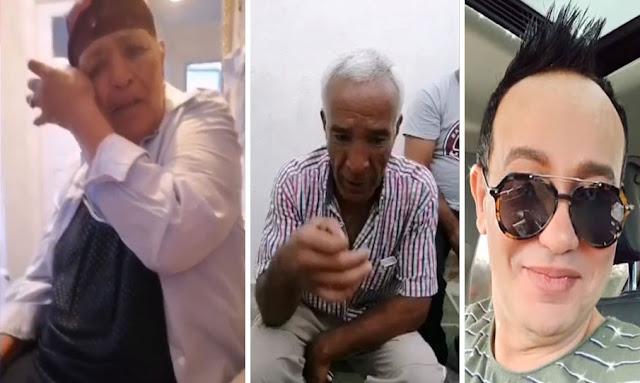 بالفيديو : منجي الشابي ينشر مقطع فيديو لأقاربهم وجيرانهم يكشفون حقائق مثيرة وأخرى صادمة عن علاء الشابي