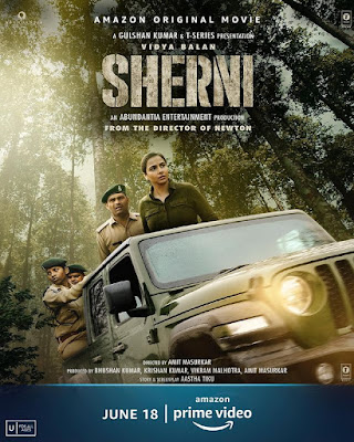 Sherni Movie