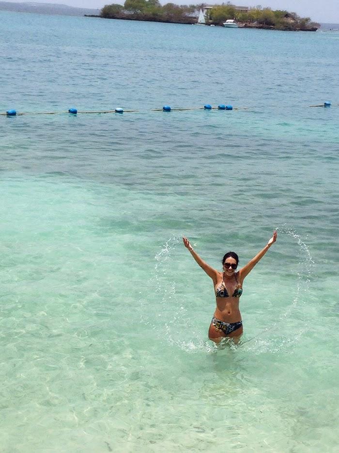 Estilozas: Vacaciones En Cartagena: Islas Del Rosario