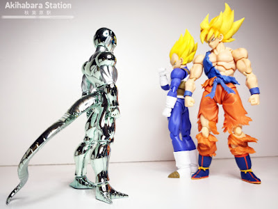 Review de Metal Cooler Limited Edition de Dragon Ball Z - Bandai