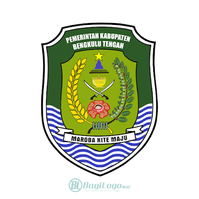 Kabupaten Bengkulu Tengah Logo Vector