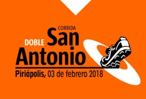 Corrida Doble San Antonio (8k 4k 2k 1k 750m - Piriápolis, 03/feb/2018)