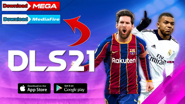 DLS 2021 Android Offline 300 MB HD Graphics | Dream League Soccer 2021