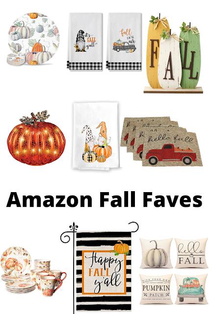 Amazon Fall Faves