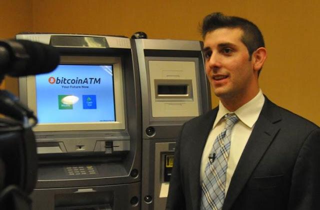Perjalanan Diresmikannya ATM Bitcoin Pertama di Dunia