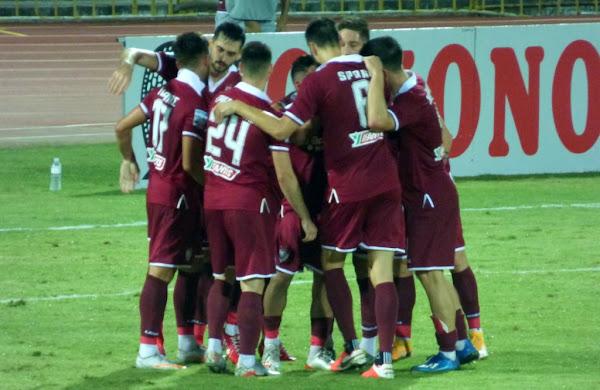 Ισοπαλία (1-1) στη Λάρισα για ΑΕΛ και ΠΑΟ