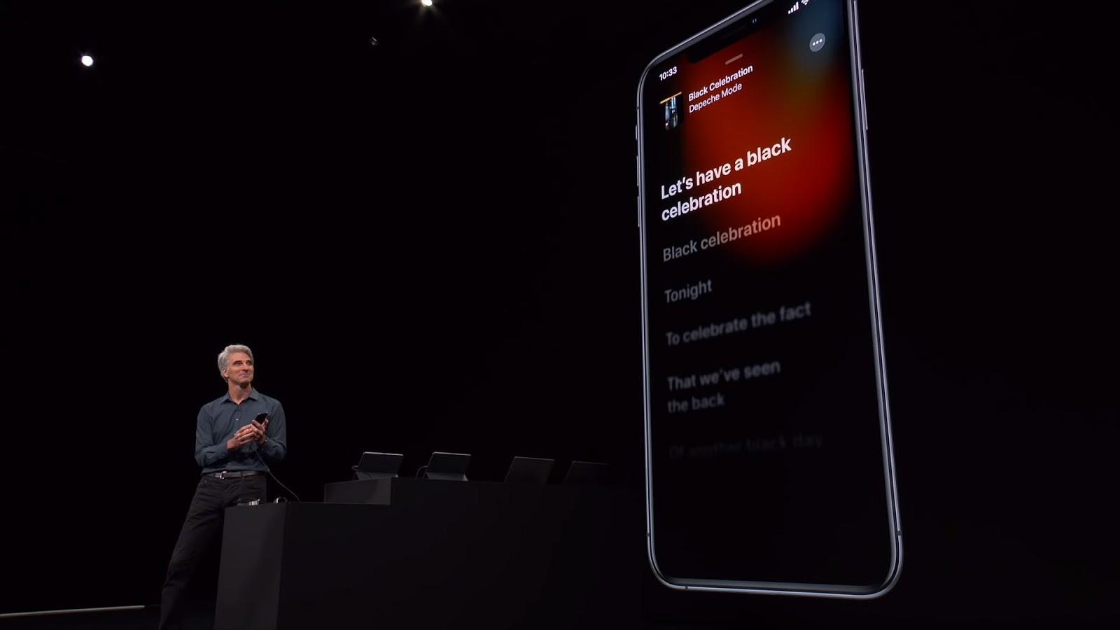 ميزة مزامنة الكلمات مع الأغنية تظهر على تطبيق Apple Music لمنصة الأندرويد قبل iOS