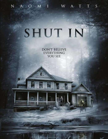 Poster Of Shut In 2016 English 700MB HDCAM x264 Free Download Watch Online downloadhub.net