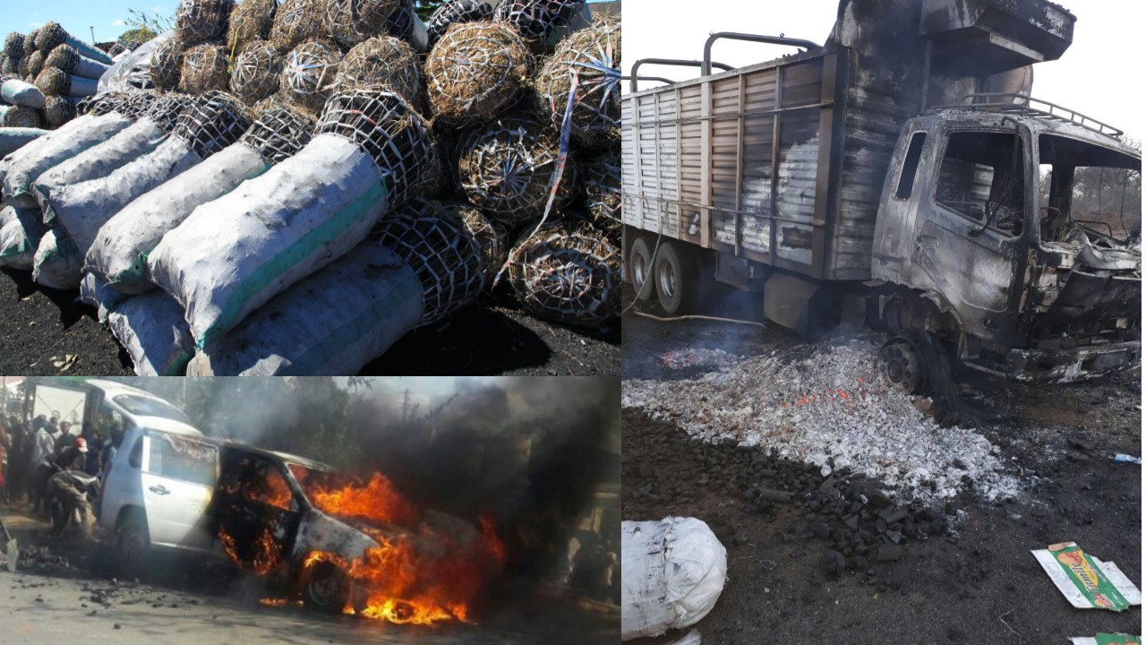 Image result for kitui county charcoal ban vs kiambu