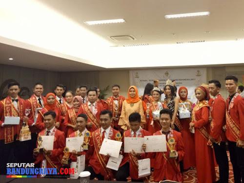 Pemilihan Putra-Putri Pendidikan Pelajar Indonesia 2017 di Bandung