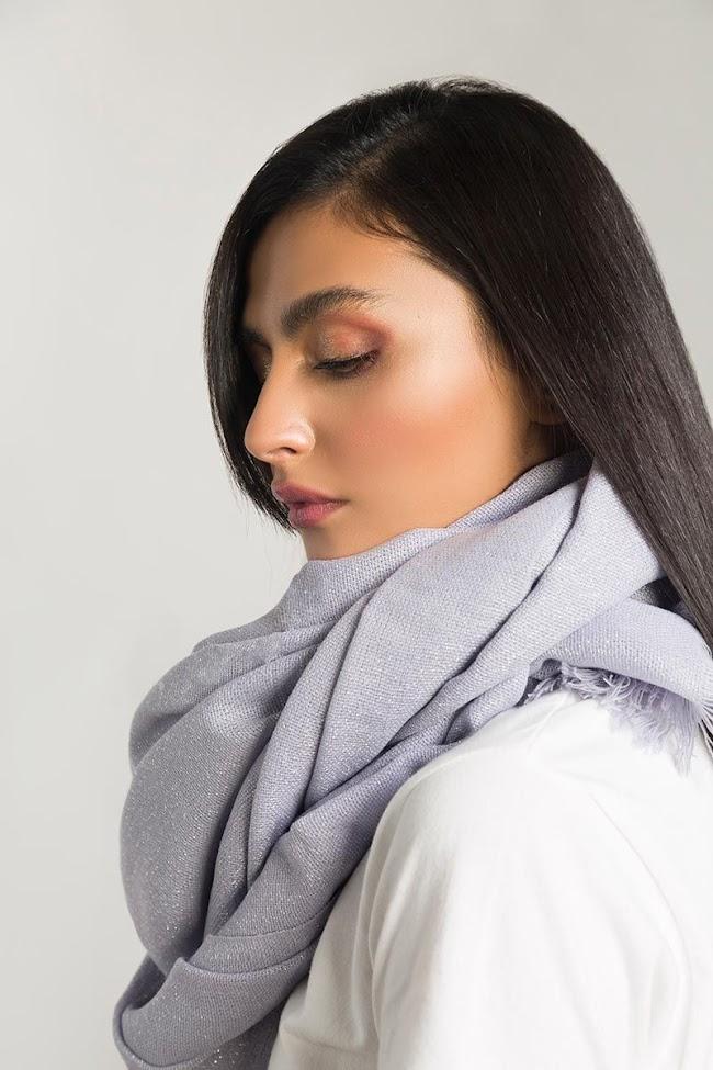 Winter Wear Moonlight Shawl