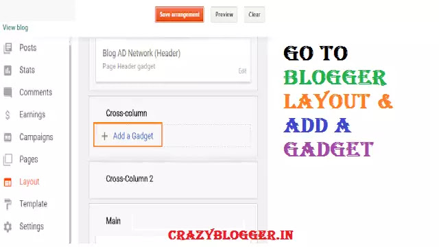 how to create drop down navigation menu with submenu in blogger in Hindi