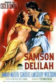 SAMSON Y DALILA