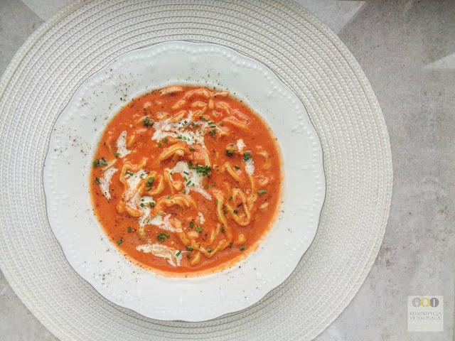 zupa pomidorowa najlepszy przepis