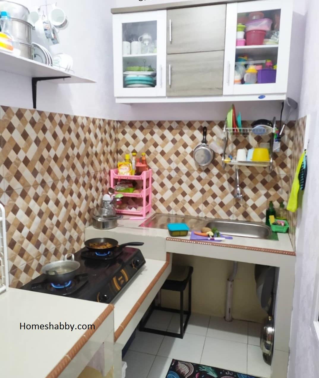 Referensi Terbaru Buat Anda 6 Desain Dapur Minimalis Type 36 Homeshabby Com Design Home Plans Home Decorating And Interior Design Dapur ukuran 2x2 meter