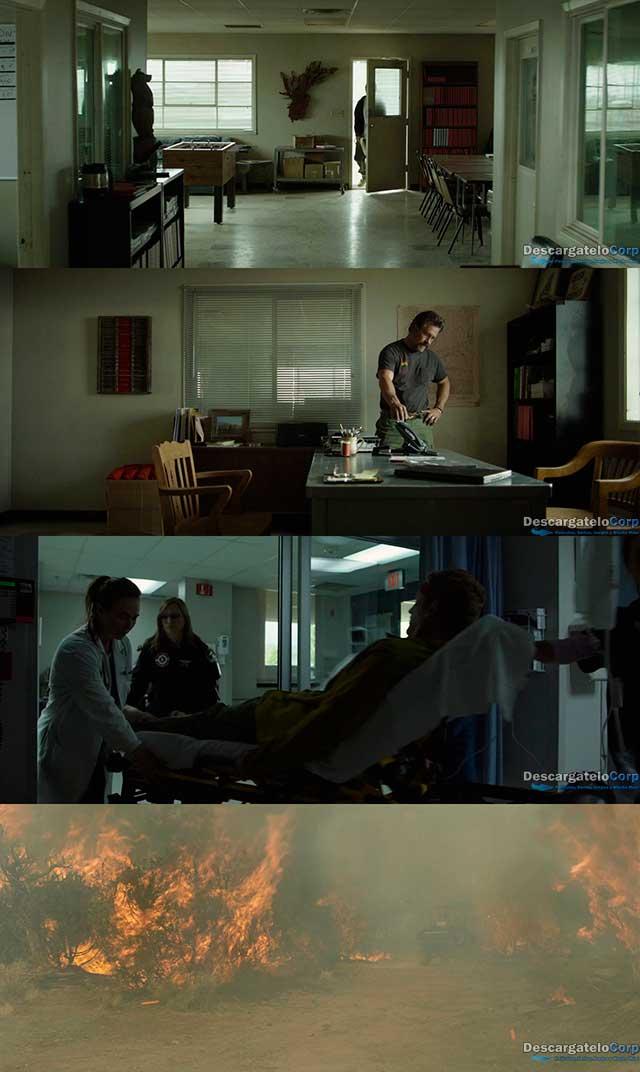 Heroes en el Infierno (2017) HD 1080p Latino