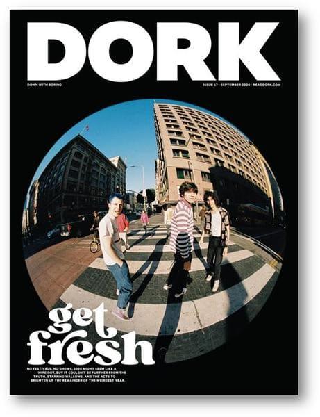 Wallows Dork Cover